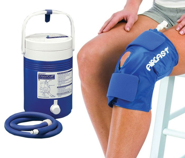 Why You Need a Cryo Cuff Knee System