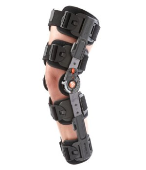 TScope Premier Post-Op Knee Brace