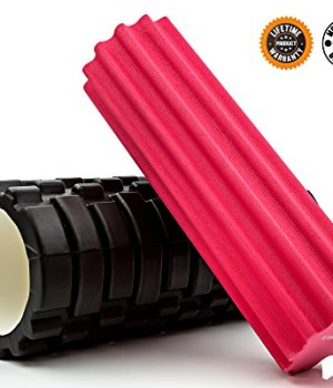 Fitness Harmony Foam Roller - Low and High Density - Best Foam Roller