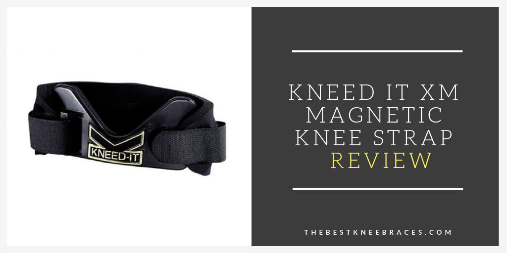 Kneed IT Magnetic Knee Strap / Brace Review