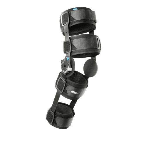 post op knee brace type