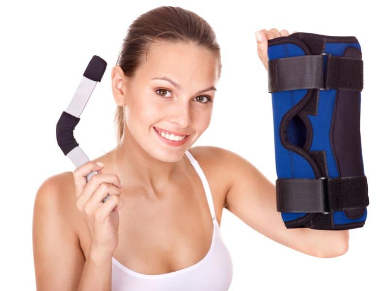 Best hinged knee brace