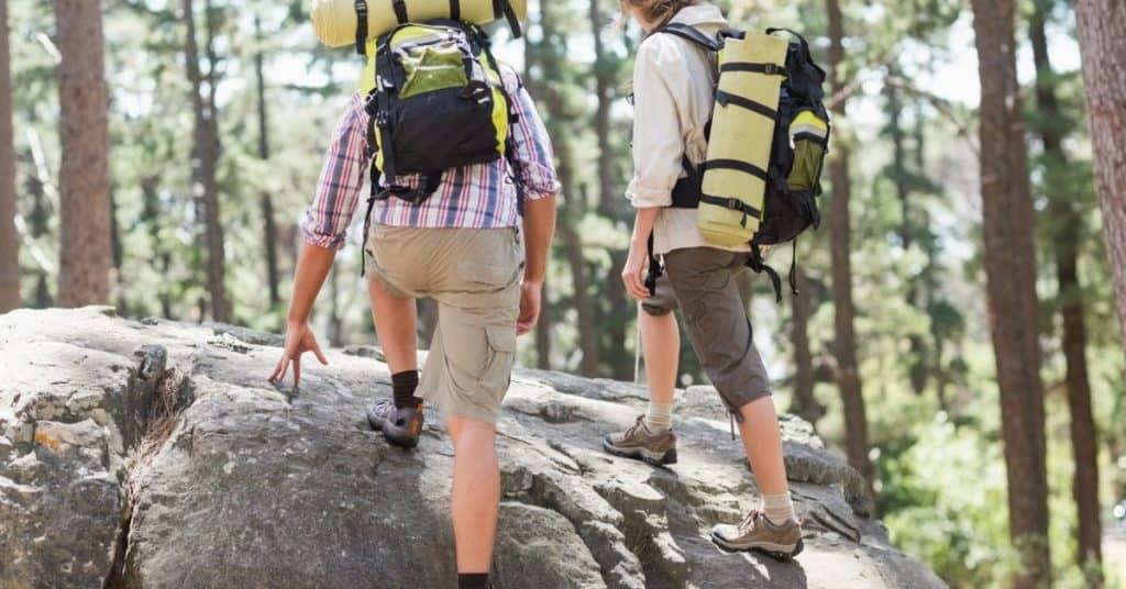 Knee Brace for Hiking