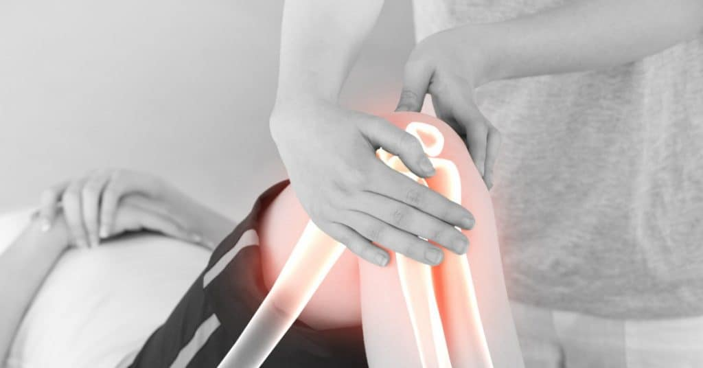 Running with No Cartilage in Knee