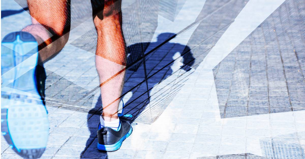 Running with Runner's Knee